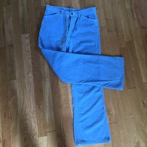 VTG 70s High Waisted Bootcut Jeans